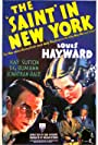 Louis Hayward and Kay Sutton in The Saint in New York (1938)