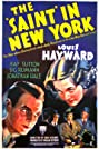 The Saint in New York (1938) Poster