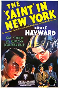No pay movie downloads The Saint in New York by John Farrow [2K]