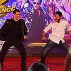 Salman Khan and Prabhu Deva in Dabangg 3 (2019)
