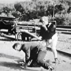 George 'Gabby' Hayes and Lloyd Whitlock in The Lucky Texan (1934)