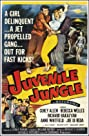 Juvenile Jungle (1958) Poster