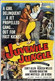 Juvenile Jungle Poster