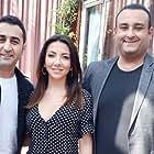 Meltem Yilmazkaya, Onur Buldu, and Onur Atilla at an event for Cici Babam (2018)