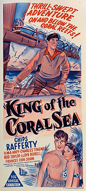 Where to stream King of the Coral Sea