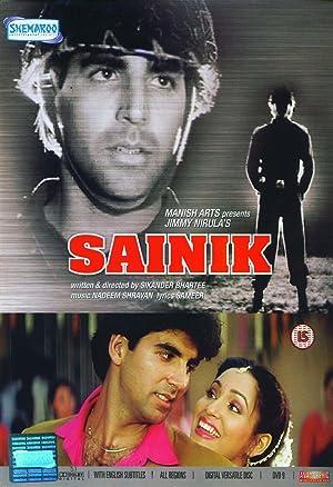 Akshay Kumar Sainik Movie