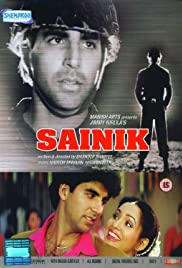 Sainik(1993) Poster - Movie Forum, Cast, Reviews