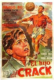 Armando Bo and Óscar Rovito in El hijo del crack (1953)