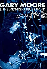 Gary Moore & The Midnight Blues: Live at Montreux 1990 Poster