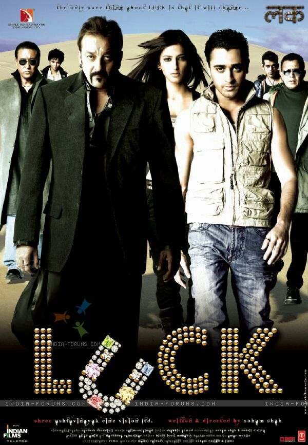 Luck (2009) Hindi 720p HEVC Full Bollywood Movie [700MB]