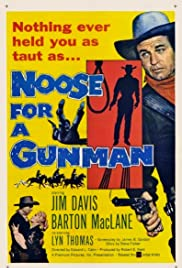 Noose for a Gunman Poster