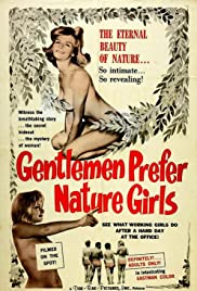 Gentlemen Prefer Nature Girls (1963) Poster - Movie Forum, Cast, Reviews