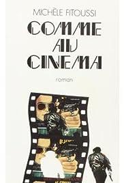 Comme au cinéma Poster
