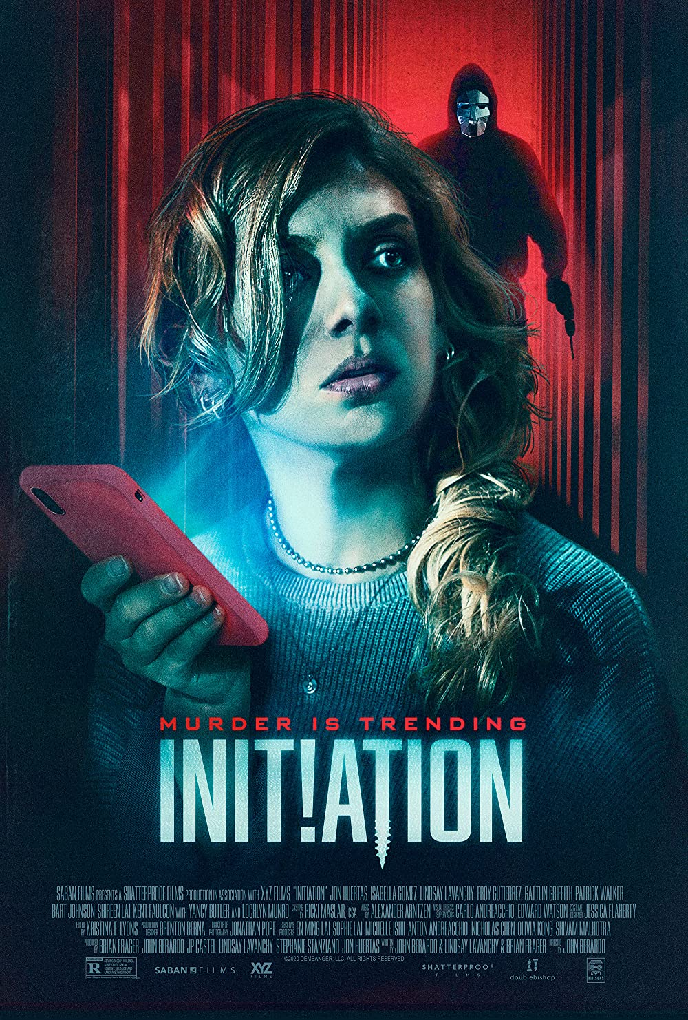 Initiation 2021 English Full Movie 330MB HDRip ESub Download
