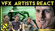 Los artistas de efectos visuales reaccionan a CGi 3 malo y genial
