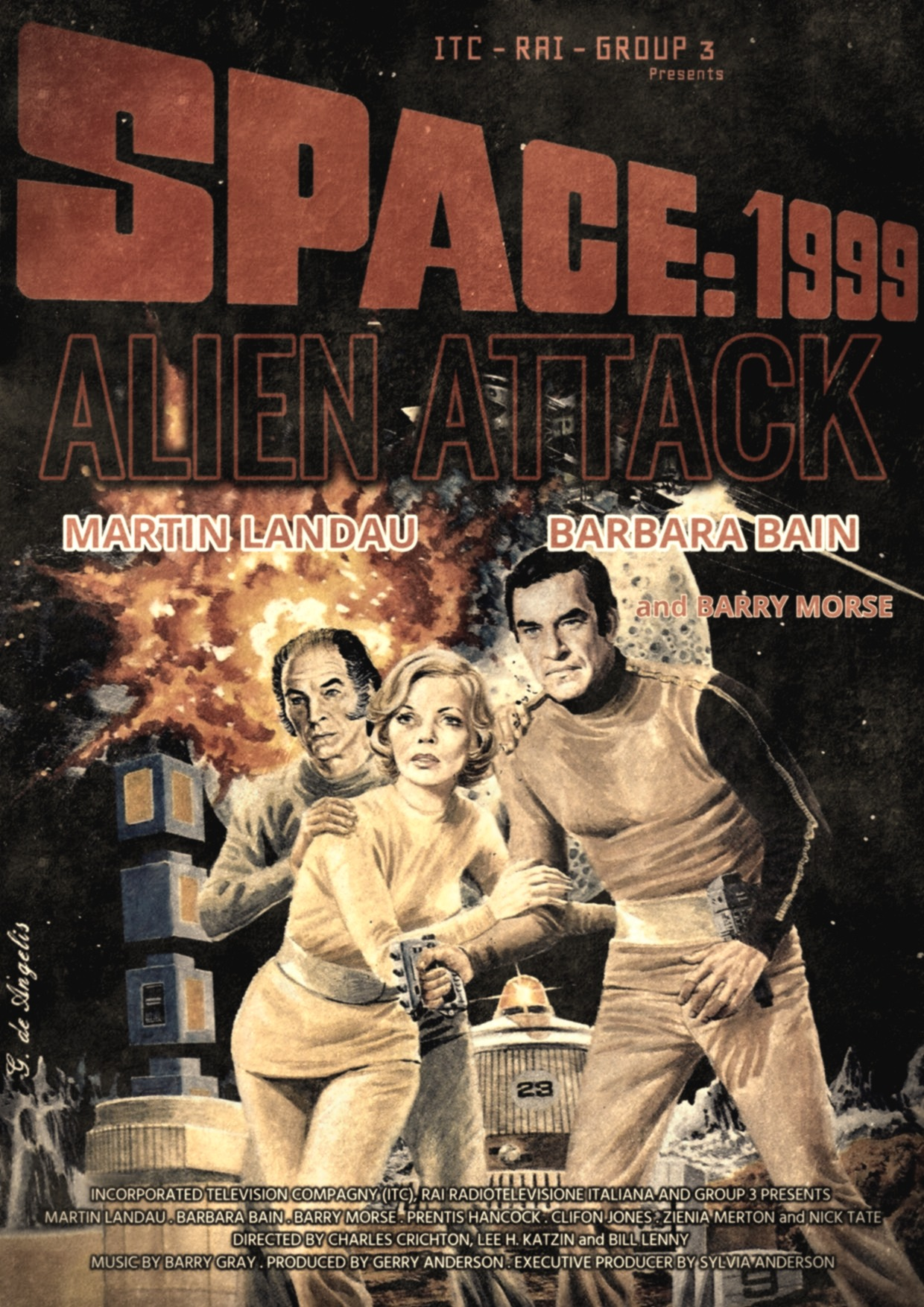 space 1999 series 2 blu ray review