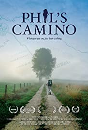 Phil's Camino Poster