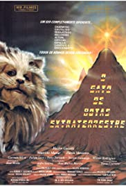 O Gato de Botas Extraterrestre Poster