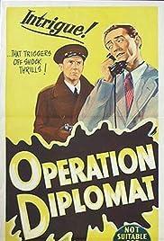 Operation Diplomat Poster