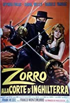 Zorro in the Court of England