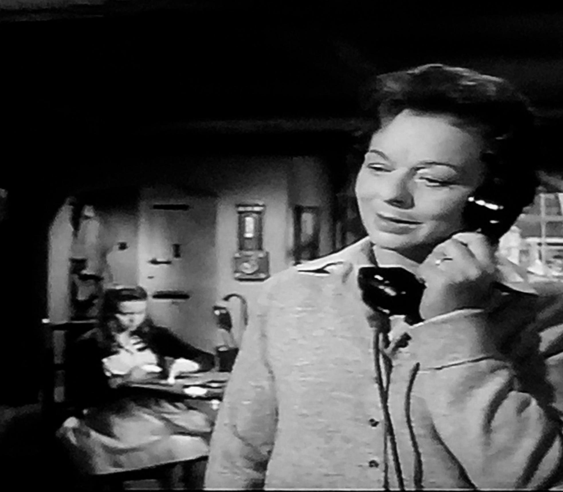 Gillian Lind in Don't Talk to Strange Men (1962)
