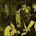Lil Dagover, Georg John, and Niels Prien in Harakiri (1919)