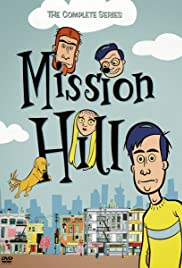 Mission Hill Poster - TV Show Forum, Cast, Reviews