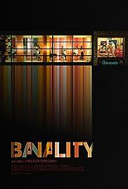 Banality Poster