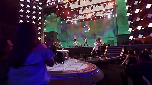 America's Got Talent: The Champions: Justice Crew Performs Original