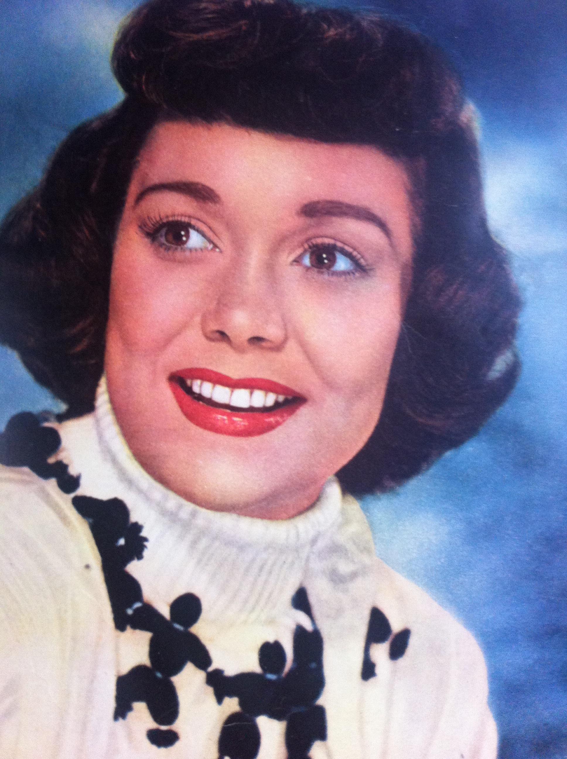 Jane Wyman in Johnny Belinda (1948)