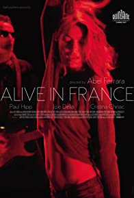 Primary photo for Alive in France