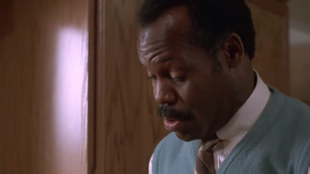 Danny Glover in Lethal Weapon (1987)