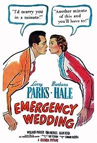 Primary photo for Emergency Wedding