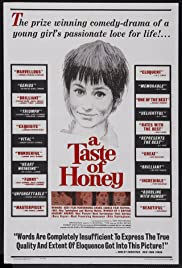 A Taste of Honey (1961) starring Dora Bryan on DVD on DVD