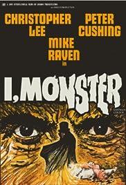 I, Monster Poster