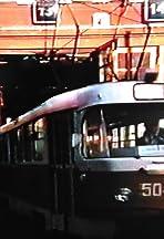 Un tramway à Moscou