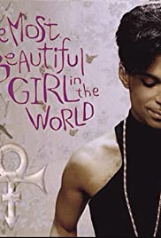 Prince: The Most Beautiful Girl in the World Poster