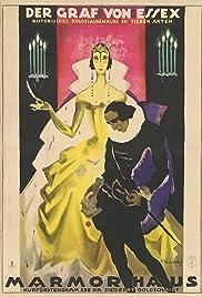 Der Graf von Essex Poster