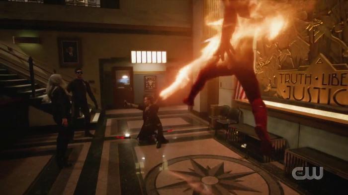 Watch The Flash Season 5 Episode 16 Failure Is an Orphan