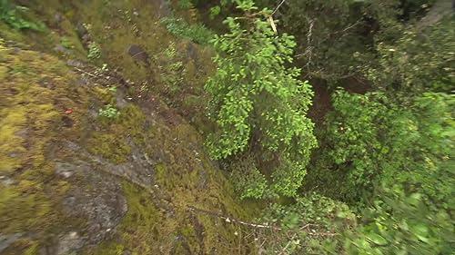 Running Wild With Bear Grylls: Climbing Down A Cliff