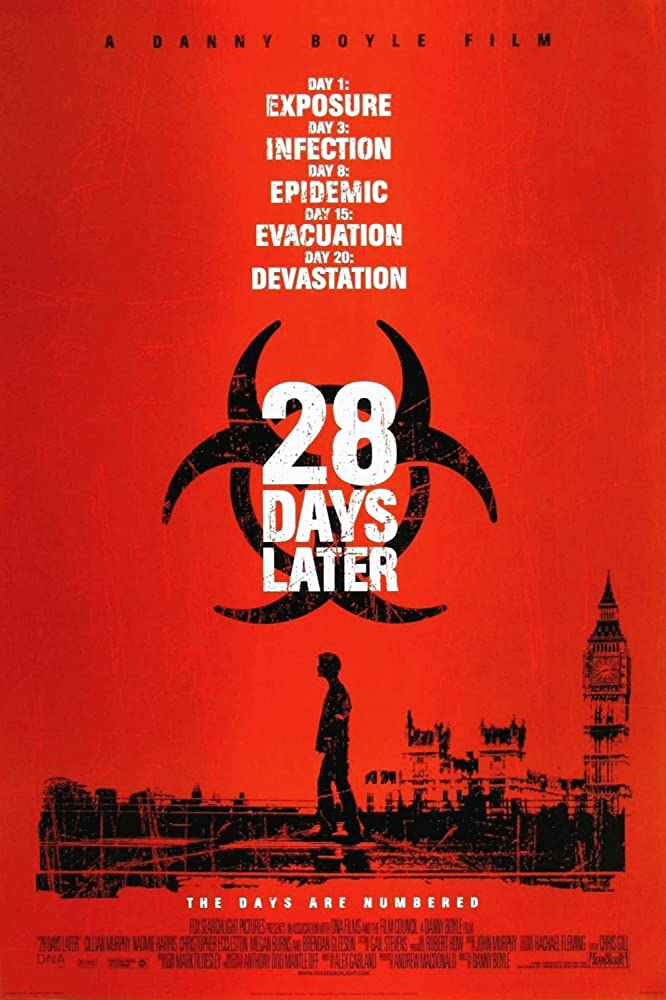 28 Days Later 2002 English 720p HDRip 750MB Download