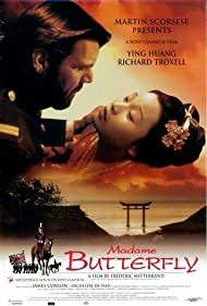 Richard Troxell and Ying Huang in Madame Butterfly (1995)