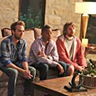 Cuba Gooding Jr., Alex Anfanger, and Lenny Jacobson in Big Time in Hollywood, FL (2015)