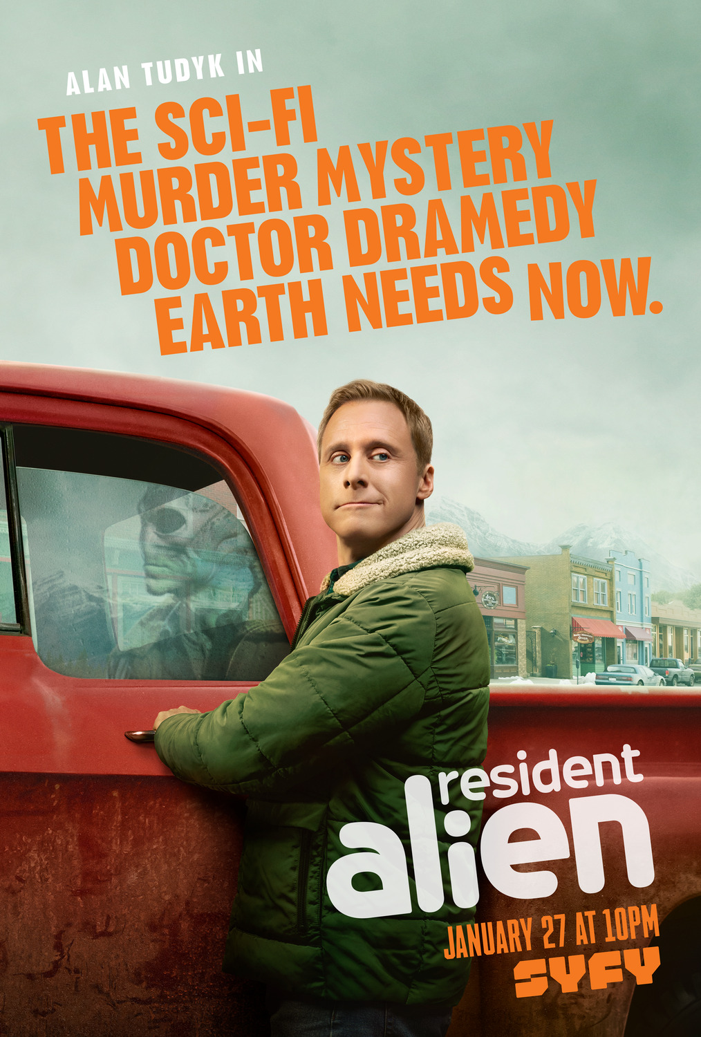 Resident Alien (TV Series 2021– ) - IMDb