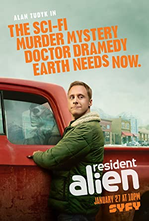 Download Resident Alien (Season 1) [S01E04 Added] {English With Subtitles} 720p WeB-DL HD [230MB]
