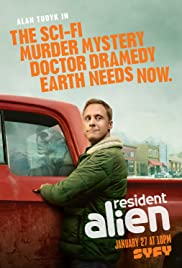 Resident Alien : Season 1 WEBRip HEVC 720p | [Episode 4 Added]