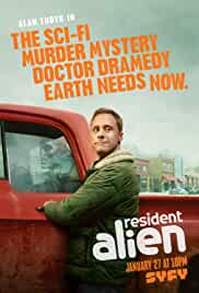 Resident Alien - Season 1 HDRip English Web Series Watch Online Free