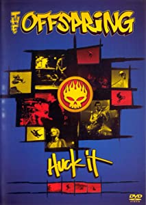Downloadable trailers movie The Offspring: Huck It [Avi]