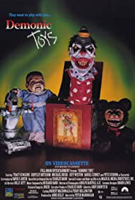 Demonic Toys (1992) Poster - Movie Forum, Cast, Reviews