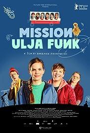 Mission Ulja Funk Poster